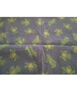 HOPPY FROGS SIGNATURE CLASSICS OAKHURST FABRIC OOP - $9.99
