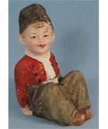 Unusual Antique Gebruder Heubach Dutch Boy Trin... - $145.00