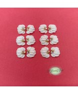 10pcs 8 petals 3D FLOWERS-acrylic flowers-3D nail art - nail charms - na... - $20.99