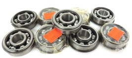 LOT OF 9 NEW NDH 302-SG BEARING WITH SNAP RINGS 302SG, 3302 image 2