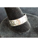 Sterling Silver Ring with Sun and stars - $12.00