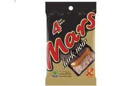 Mars Dark Chocolate Bars from Canada, 4 bars per order, Bought FRESH - $15.83
