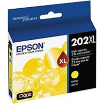 Epson T202XL420-S High Capacity Ink Cartridge for XP-5100 Printer - Yellow - $31.66
