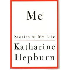 ME Stories of My Life by Katharine Hepburn FIRST EDITION