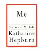 ME Stories of My Life by Katharine Hepburn FIRST EDITION - $2.99