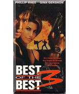 VHS - Best Of The Best 3: No Turning Back (1995) *Gina Gershon / Phillip... - $0.99