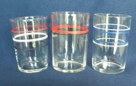 3 SwankySwigs; Red/Wht/Blk Stripe; Wht/Blue Stripe & Red/Blk Stripe; 3 1... - $12.99