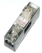 LOT OF 2 ISI FHC-15N FUSE HOLDERS 2 POLE WITH INDICATOR FHC15N image 2