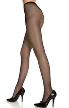 Sock Snob Quality Women's Ladies Sexy fishnet Tights One size Black - $5.64
