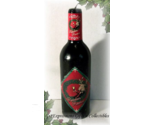Reindeer reserve xmas wine bottle candle thumb155 crop