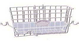 Snap-On Walker Basket For Folding Walkers By Mobility Electronics - $24.29