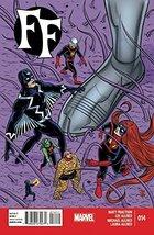 Ff #14 [Comic] [Nov 27, 2013] Matt Fraction - $1.99