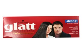 Glatt Schwarzkopf Strong for Very Curly of Frizzy Hair Straightener - $8.55