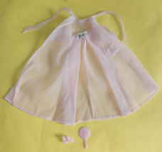 Barbie - Vintage Barbie  Robe & Shoes - $14.95
