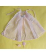 Barbie - Vintage Barbie  Robe & Shoes - $15.00