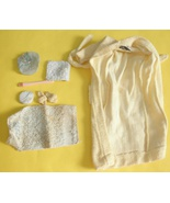 Barbies Robe & Accessories - $20.00