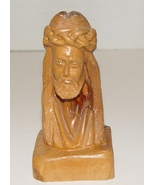 Olive wood Jesus - $24.99