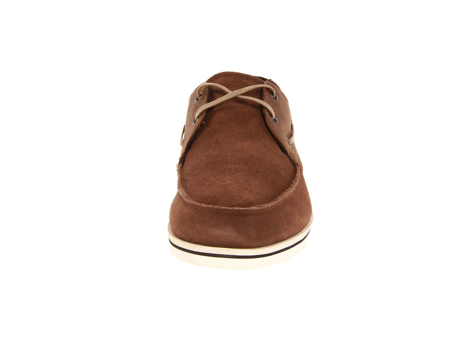 c40d6bb9b16a98 New Mens Vans Foghorn - Bison Biscotti Full Grain Leather Suede -Size12