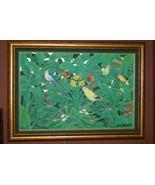 4 Ft Handpainted Custom Framed Original Canvas ... - $989.99