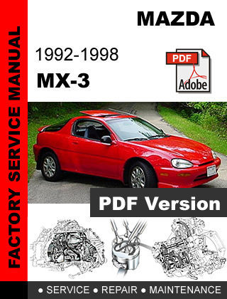 mazda mx3 repair manual pdf download and reviews. Black Bedroom Furniture Sets. Home Design Ideas