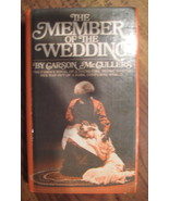 Member of the Wedding by Carson McCullers rare hardback - $1.99