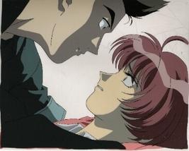 "Neo Ranga ""Ushio & Guy"" Anime Cel * NEORANGA (0033) - $9.88"