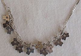 Flowers charms anklet 4 thumb200