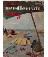 MODERN NEEDLECRAFT Spring-Summer 1950 - $10.99