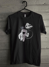 Humor Lets Taco Bout Space Men's T-Shirt - Custom (372) - $19.12+