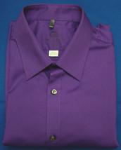 Geoffrey Beene Flamingo Slim Fit Long Sleeve Dress Shirt - 15 1/2 - 34-35 - $15.95