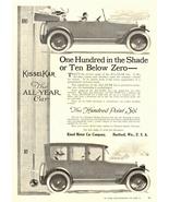 1942 Hartford Kissel Motor Co. Vintage Car print ad - $10.00
