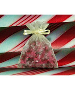 Peppermint Aroma Bead Sachets (Set of 2)  GREAT In THE CAR Air Fresheners - $6.00
