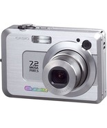 Casio Exilim EX-Z750 7.2 Mega Pixels Digital Camera w/ 3x Optical Zoom - $24.99