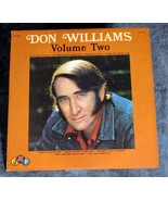 Don Williams – Volume Two - JMI 4006 Record - $2.50