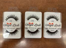 Angel Lash #62 -3 pairs 100% Human Hair - $9.99