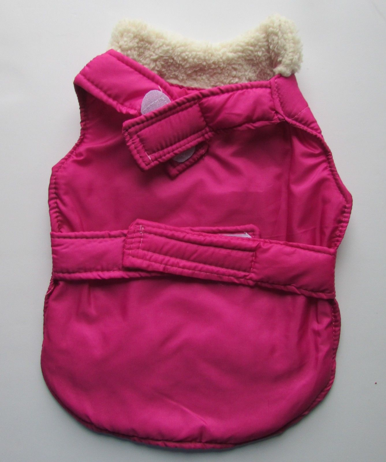 Pet Jacket, 2X Bandana Pink Multi-Color  Dog ,Cat NWT Sz S
