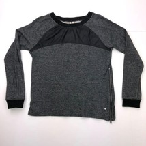 Calvin Klein Jeans Women Medium Gray Pull Over Long Sleeve Sweater - $23.74