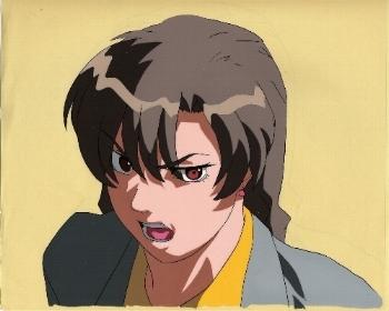 """Neo Ranga """"Minami Shimabara"""" Anime Cel * NEORANGA (0015)"""