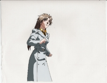 """Neo Ranga """"Minami Shimabara"""" Anime Cel * NEORANGA (0021)"""