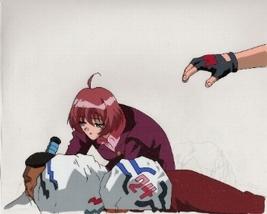 "Neo Ranga ""Ushio & Unknown Character"" Anime Cel * NEORANGA - $9.88"