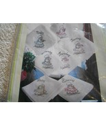 Embroidery Towel Iron On Designs - $5.00