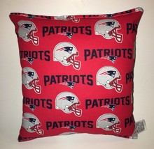 Patriots Pillow NFL Pillow New England Patriots Pillow Football Pillow H... - $9.97