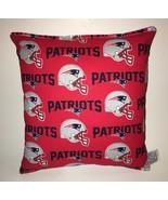 Patriots Pillow NFL Pillow New England Patriots Pillow Football Pillow H... - $9.97