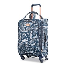 American Tourister Belle Voyage Spinner 21 Carry-On Luggage, Floral Indi... - $107.08