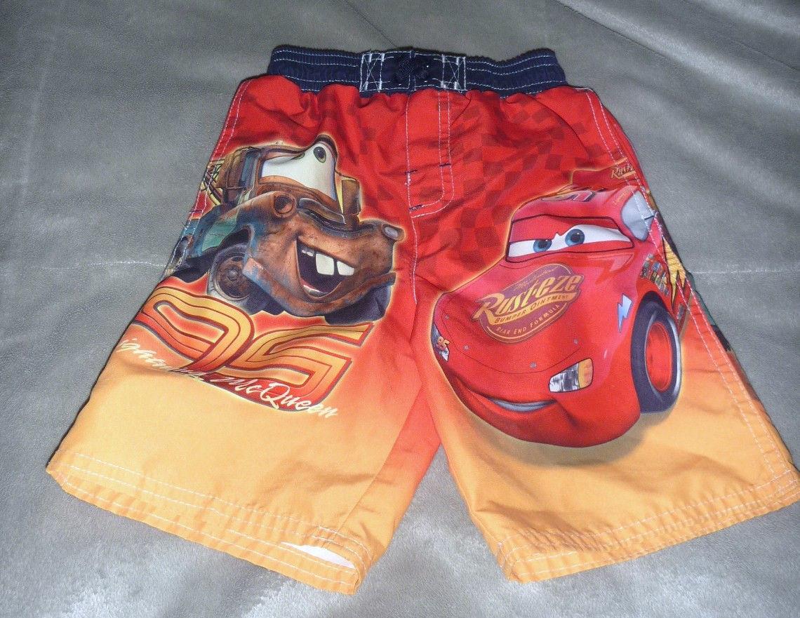 21fa0c083e Disney Pixar Cars Swim Trunks boys sz.24M and 50 similar items. 57