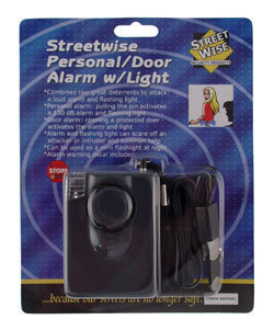 Personal Alarm / Door Alarm Kit