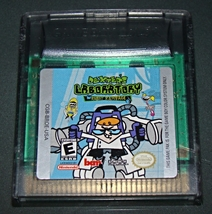 Nintendo Game Boy Color   Dexter's Laboratory   Robot Rampage (Game Only) - $10.00