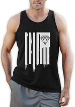 Diamond Dripping Trill Flag Singlet hip hop Swag Hype Dope mob yolo Cali... - $17.99+