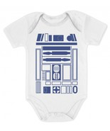Robot GROW BABIES CLOTHES Baby Onesie Shower Boy Girl Gift Costume funny - $15.29