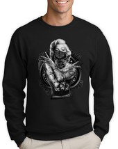 West Coast Marilyn Monroe Sweatshirt Tattoo Sugar Skull Cali Life Diamon... - $26.99+